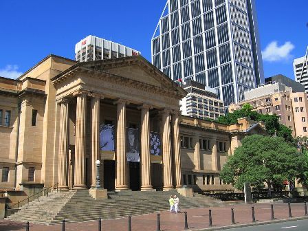 Mitchell Library, State Library of New South Wales, Sydney