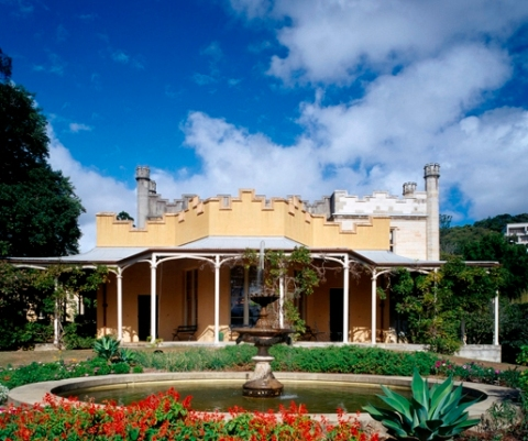Vaucluse House. Photo © Brett Broadman, for Sydney Living Museums