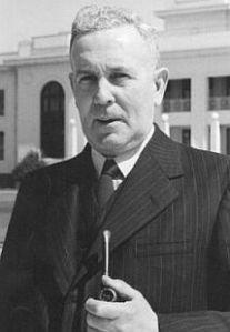 Ben Chifley, 1948