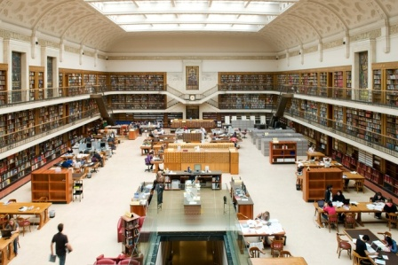 Mitchell Reading Room (State Library of NSW)