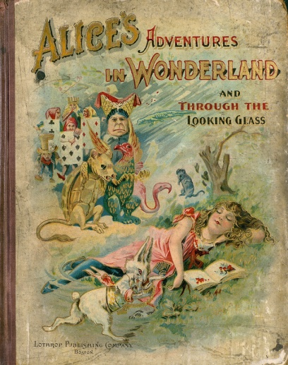 The Baldwin Library has some great collections, including one focusing on Alice in Wonderland. This edition was illustrated by John Tenniel (1820-1914) and published by Macmillan & Co.
